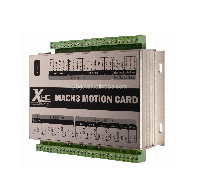 USB Interface CNC boards card Motion Controller Mach3 motion card