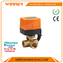 IP55 DN15 Mini Brass Water Ball Valve 15mm for Agriculture Irrigation/Gardening