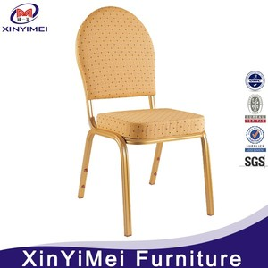 Wholesale Stackable Steel Aluminum Banquet Chair