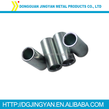 High quality custom made aluminum bushing cnc machining bushing