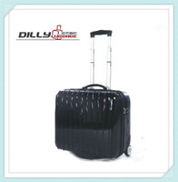 black rigid luggage fancy designer rolling laptop bags