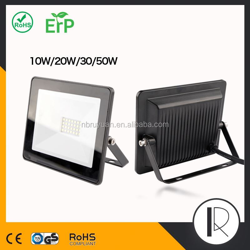 v1013001 wholesale 15 LED Portable work light powered outdoor 10w waterproof led flood light