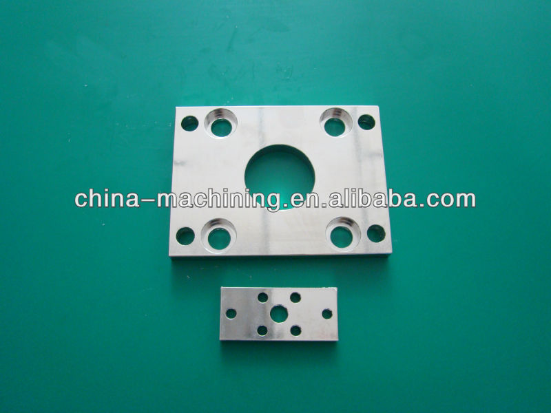 a good value machining aluminum components
