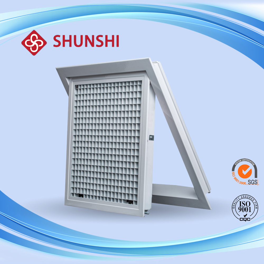 SA-EG Egg-crate fresh air inlet and outlet aluminum air grille