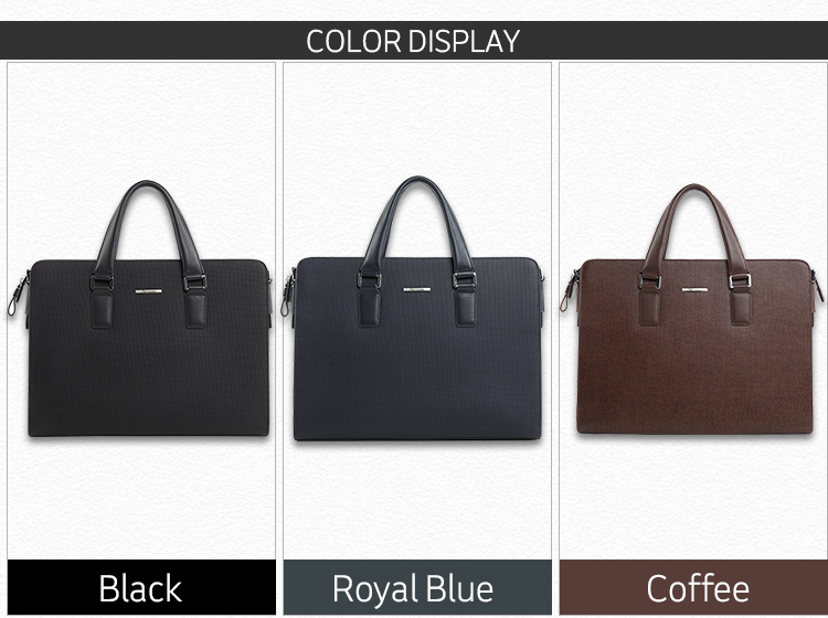 Briefcase Messenger Bag Men Computers Laptops Western Leather Fashion Hand Bags