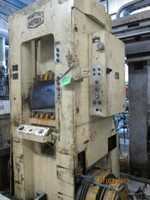 Knuckle Press Capacity 300 ton