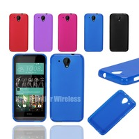Wholesale Alibaba Hot Sale Popular Slim Fit Soft TPU Gel Mobile Phone Cover for HTC Desire 520