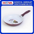 DIA.24cm Non stick Aluminum Ceramic Frying Pan Frying Wok