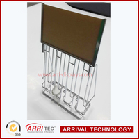 metal wire display coffee pod holder display
