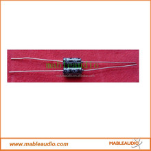 63V 1uF axial Electrolytic capacitors