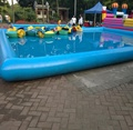 Inflatable water ball pool/inflatable pool for sale