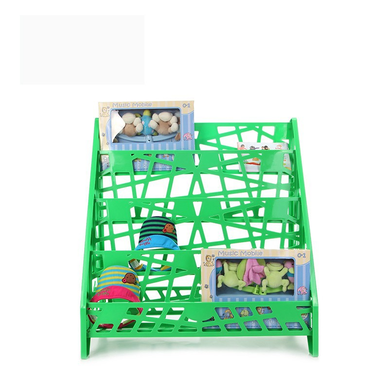 Enlighten furniture recyclable decorative children bookshelf