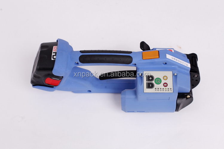 XN-200 T-200 PP PET electric driven battery power strapping tools