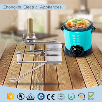 high quality china manufacturer 12 volt heater with thermostat
