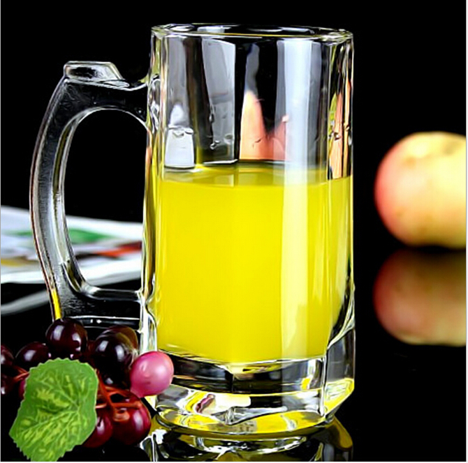 hot sale!500ml beer glass