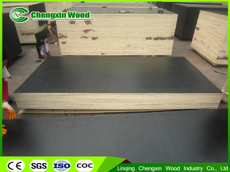 Arrow Ply Phenolic ,film faced plywood indonesia& Philippines 1220*2440*18mm Brown Hardwood Pine Film Faced Phenolic Sheet,