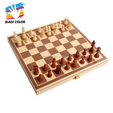 Wholesale intelligent best wooden international chess game for fun W11A061