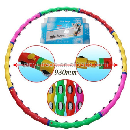 2015 New detachable Hula hoop