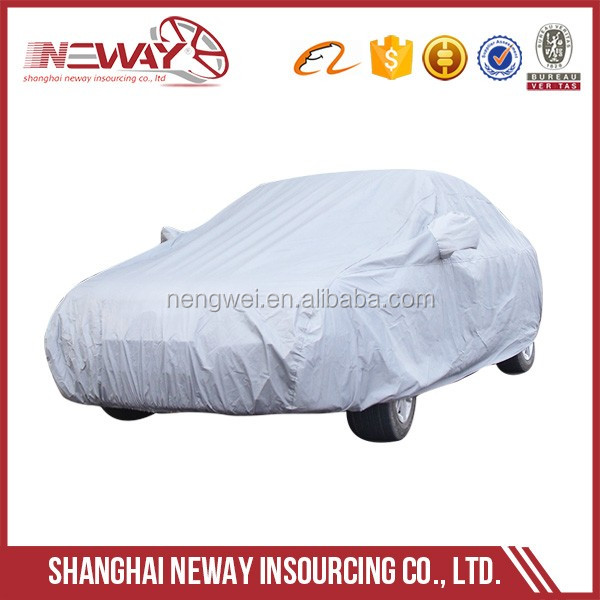 Sun UV Dust Proof Resistant Outoor Indoor Car Cover