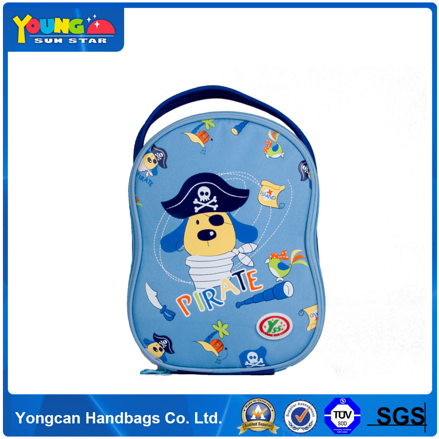 Guangzhou Free BPA recycled polypropylene lunch bag supplier