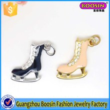 wholesale fashion charms accessories hockey gold pendant