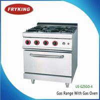 gas cooker/4 burner gas cooker with oven