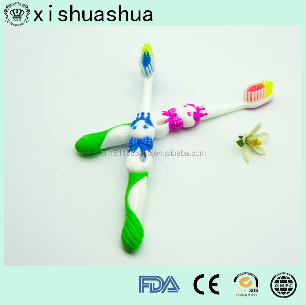Yang paling populer anak kartun sikat gigi yang di yangzhou