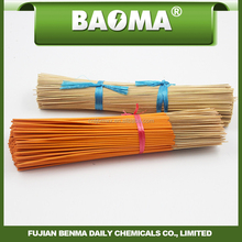Unscent 8 inches raw agarbatti incense stick