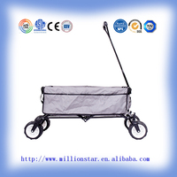 DG Million Star LS-HC1004 indoor outdoor foldable wagon