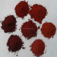 Iron oxide pigment red H110 for roofing tiles