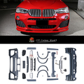 X4 m-tech body kits fit for B- X4 F26 style 2014year~ to M-tech PP material body kits