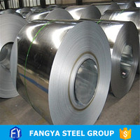 FACO Steel Group gi galvanize steel coil small spangle astm a36 galvanized coil