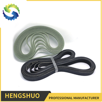 2017 China hot sale pu timing belt for industry with diffferent size