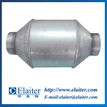 Urea SCR selective catalytic reduction DeNOx catalyst catalytic converter for diesel engine