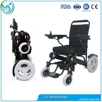 Wholesale brushless electric motor powered wheelchairs