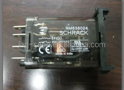 SCHRACK Relay PCB Relay RM738024 RM838024