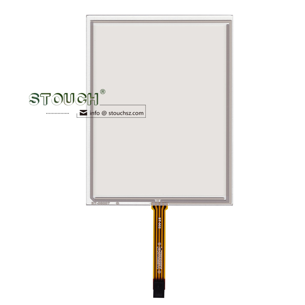 STOUCH 8 inch resistive touch screen digitizer 4 wire for at080tn52 v.1 EJ080NA-05B