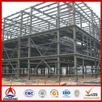 construction steel structure space frame stadium