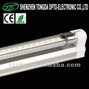 t5 green color fluorescent led hanging lamp tube light