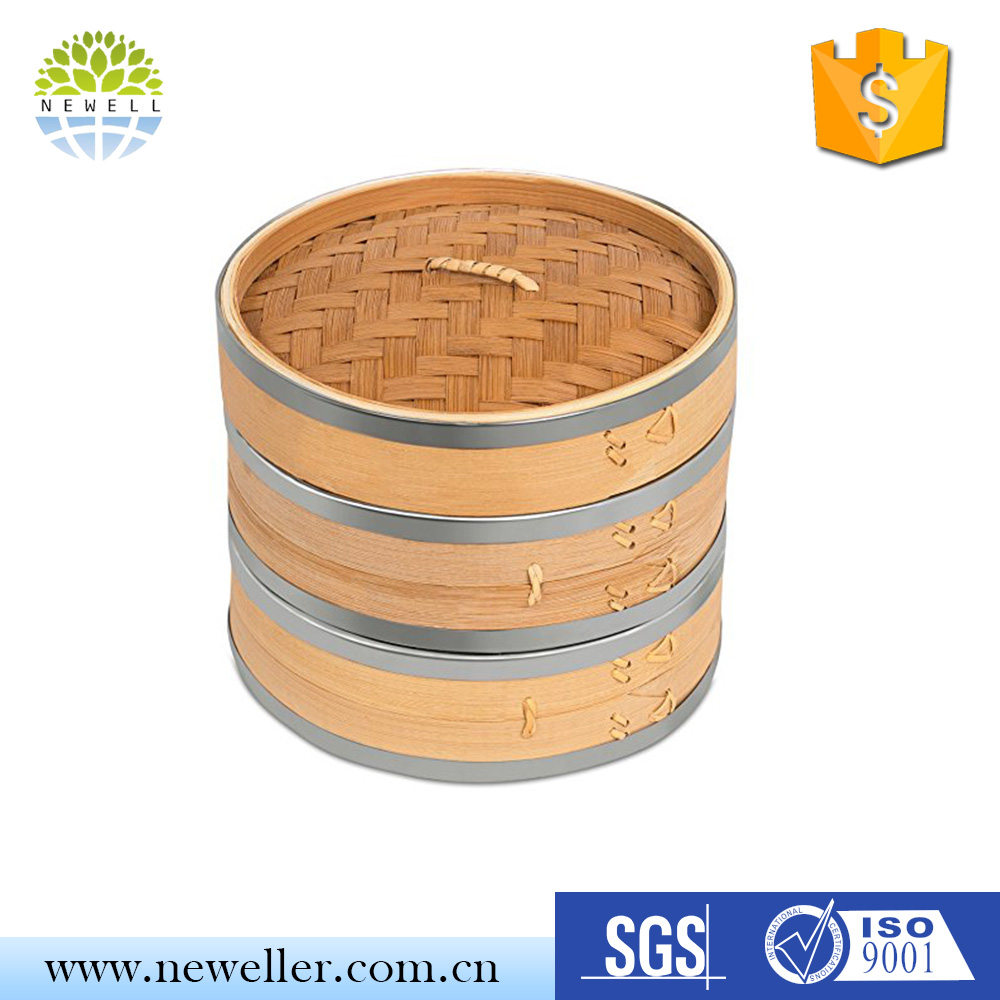 High quality Dumpling steamers for vegetables for rice