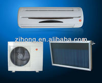 economical & environmentally responsible hybrid solar air conditioner, solar air conditioning,solar air conditioner system