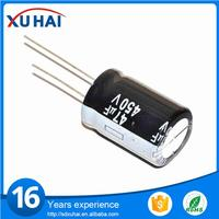 Through Hole Package Type of 2000uf Aluminum Electrolytic Capacitor