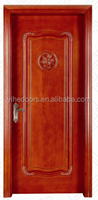 China classic style composite solid wood interior front door