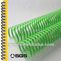 Office Binding Suppliers Plastic Spiral Ring Binder