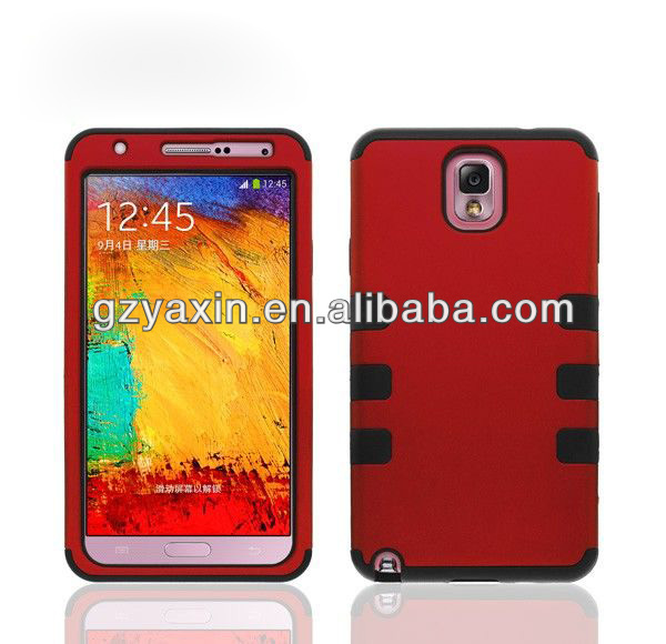 Robot design waterproof case for samsung galaxy note 3 grand duos