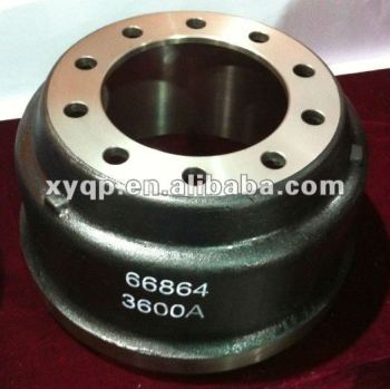 Gunite Webb Kic Brake Drum Wheel Hub Brake DIsc