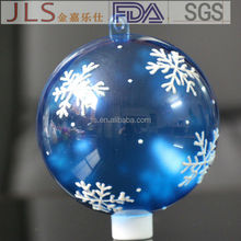 Party supplies egg round star shape colored drawing plastic ball