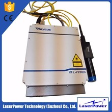China 10W 20W 30W 50W Pulse Fiber Laser Source Price/Fiber Laser Generator Price