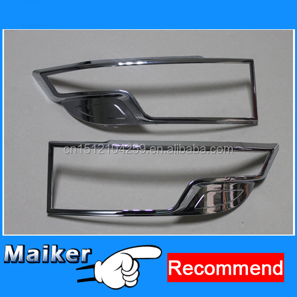 Auto parts ABS Tail lamp Cover For Land Rover Evoque 2011+Taillight Cover SUV Auto accessories