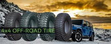 Lakesea mud tires for jeep 35X12.5R18LT 10PR
